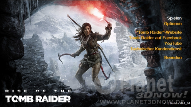 Vorschaubild Rise Of The Tomb Raider