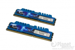 2x 4GB G.Skill RipjawsX DDR3-2133