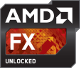 AMD FX unlocked Logo