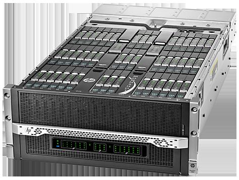 HP Moonshot Server