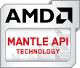 AMD Mantle-API - Logo