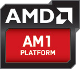 AMD AM1-Plattform - Logo