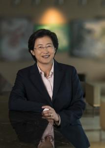 Dr. Lisa Su - CEO und Präsidentin von AMD