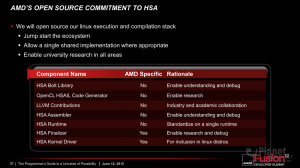AMD-HSA-Open-Source-Plan