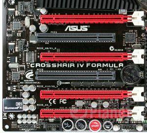 Bild zum Layout ASUS Crosshair IV Formula