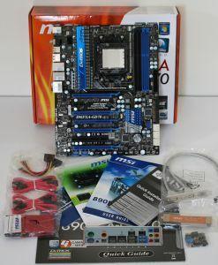 Lieferumfang MSI 890FXA-GD70