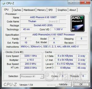 Cool'n'Quiet MSI 890FXA-GD70 - Load