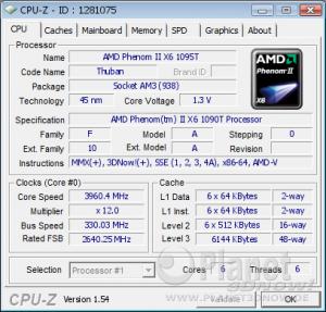MSI 890FXA-GD70: OC-Ergebnis