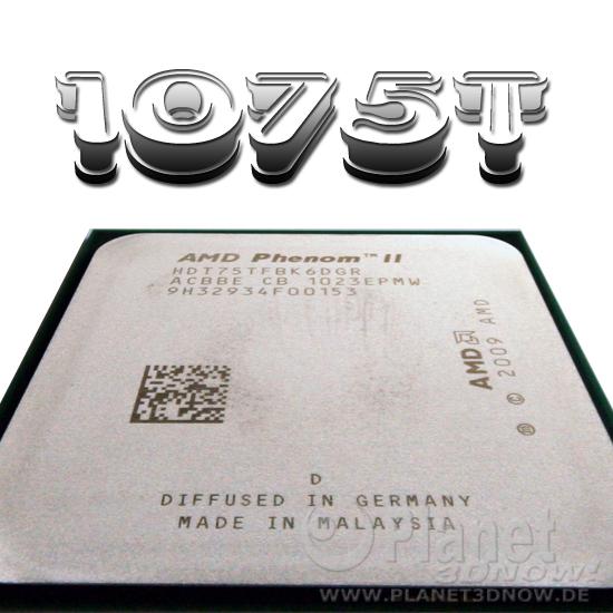 AMD Phenom II X6 1075T - Titelbild