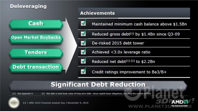 AMD 2010 Financial Analyst Day - Thomas Seifert