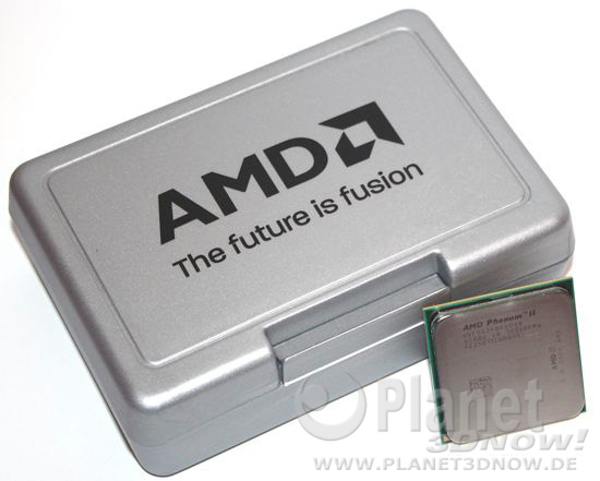AMD Phenom II X6 1100T - Titelbild