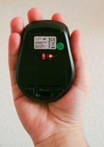 Nexus Silent Mouse