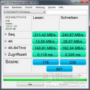 OCZ Agility 3 Review
