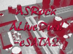 Titelbild zum Artikel ASRock ALiveDual-eSATA2