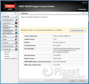 AMD Catalyst 11.10 Preview V3
