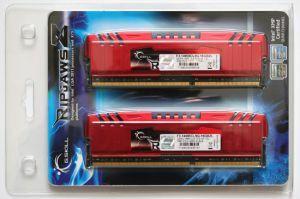 Foto G.Skill RipjawsZ DDR3-1866 (F3-14900CL9Q-16GBZL)