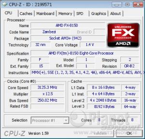 SAPPHIRE PURE Black 990FX: OC-Ergebnis