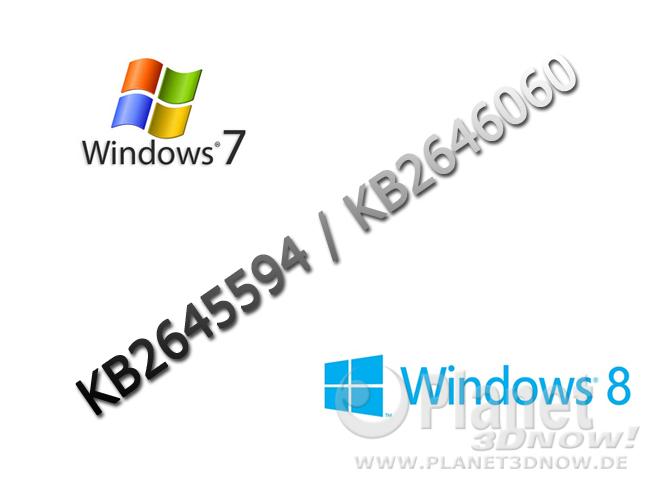 Titelbild  Windows 7, der Bulldozer-Patch und Windows 8