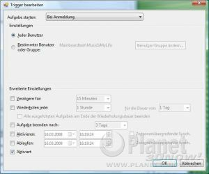 Kurzartikel AMD Phenom ohne TLB-Fix: Besonderheit Windows Vista 64