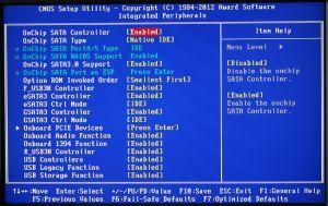Bild zum BIOS Gigabyte GA-990FXA-UD7