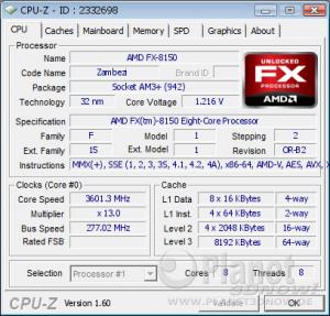 Gigabyte GA-990FXA-UD7: OC-Ergebnis
