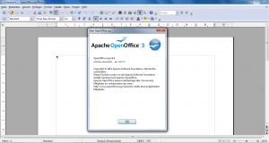 Apache OpenOffice - Writer