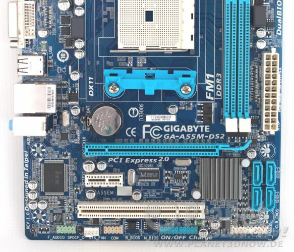 AMD_A4-3400_Gigabyte_A55M-DS2_Hardware