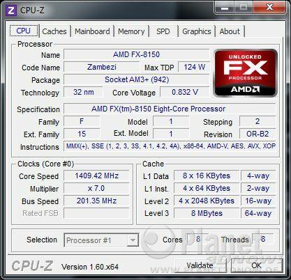 Gigabyte GA-890FXA-UD5 - Idle ohne Turbo / mit Cool'n'Quiet