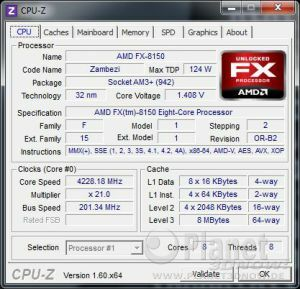 Gigabyte GA-890FXA-UD5 - Idle mit Turbo / ohne Cool'n'Quiet