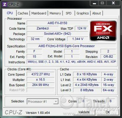 Gigabyte GA-890FXA-UD5: OC-Ergebnis