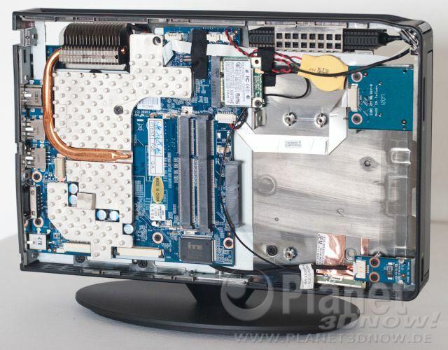 Mini-PCs - Shuttle XS35GTA V3