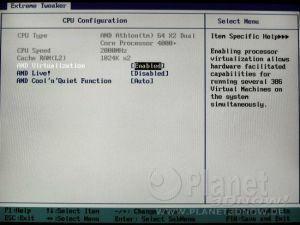 Bild zum BIOS ASUS Crosshair II Formula