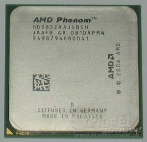 Produktbild AMD Phenom X4 9850