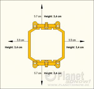 Sockel-Bilder HTPC-Kühler