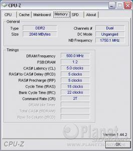 OC Phenom X3 8750