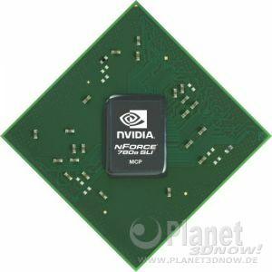 Bild des nForce 780a SLI