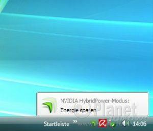 Screenshot zu Hybrid Power