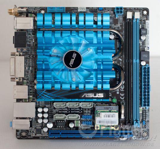 AMD E2-2000 / ASUS E2KM1I DELUXE