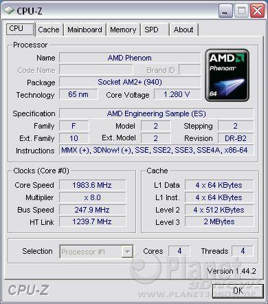 ECS A780GM-A: OC-Ergebnis