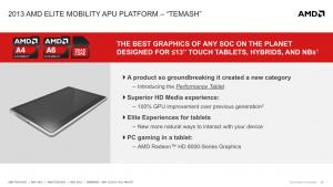 Kabini/Temash-SoC - Produkt