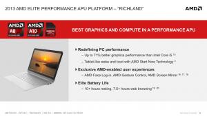 Richland-APU - Produkt