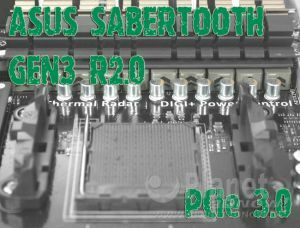 Titelbild  ASUS SABERTOOTH/GEN3 R2.0