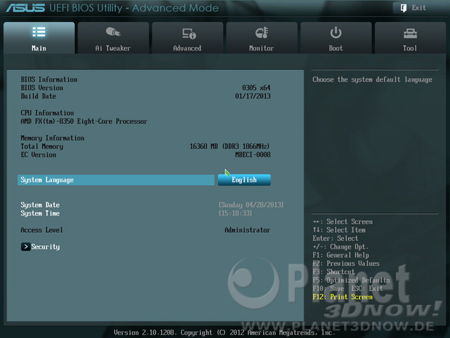how to clear cmos asus sabertooth 990fx