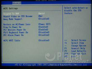 Bild zum BIOS ASRock A780FullDisplayPort