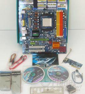 Lieferumfang ASRock A780FullDisplayPort