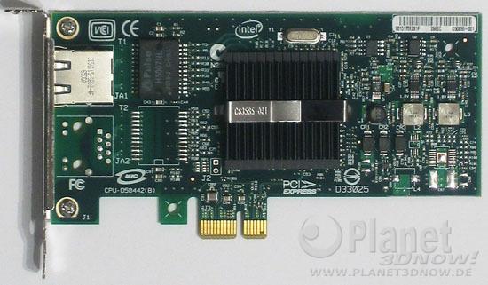 Intel (R) PRO/100 VE Network Connection scheda di rete driver