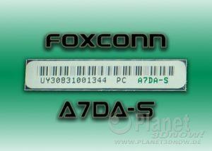Titelbild zum Foxconn A7DA-S