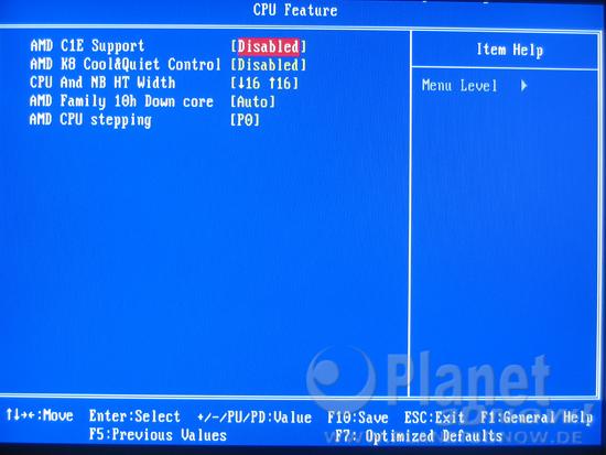Bild zum BIOS FOXCONN Destroyer