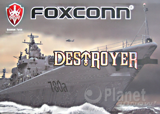Titelbild zum FOXCONN Destroyer