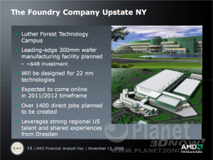 AMD Financial Analyst Day 2008 - The Foundry Company